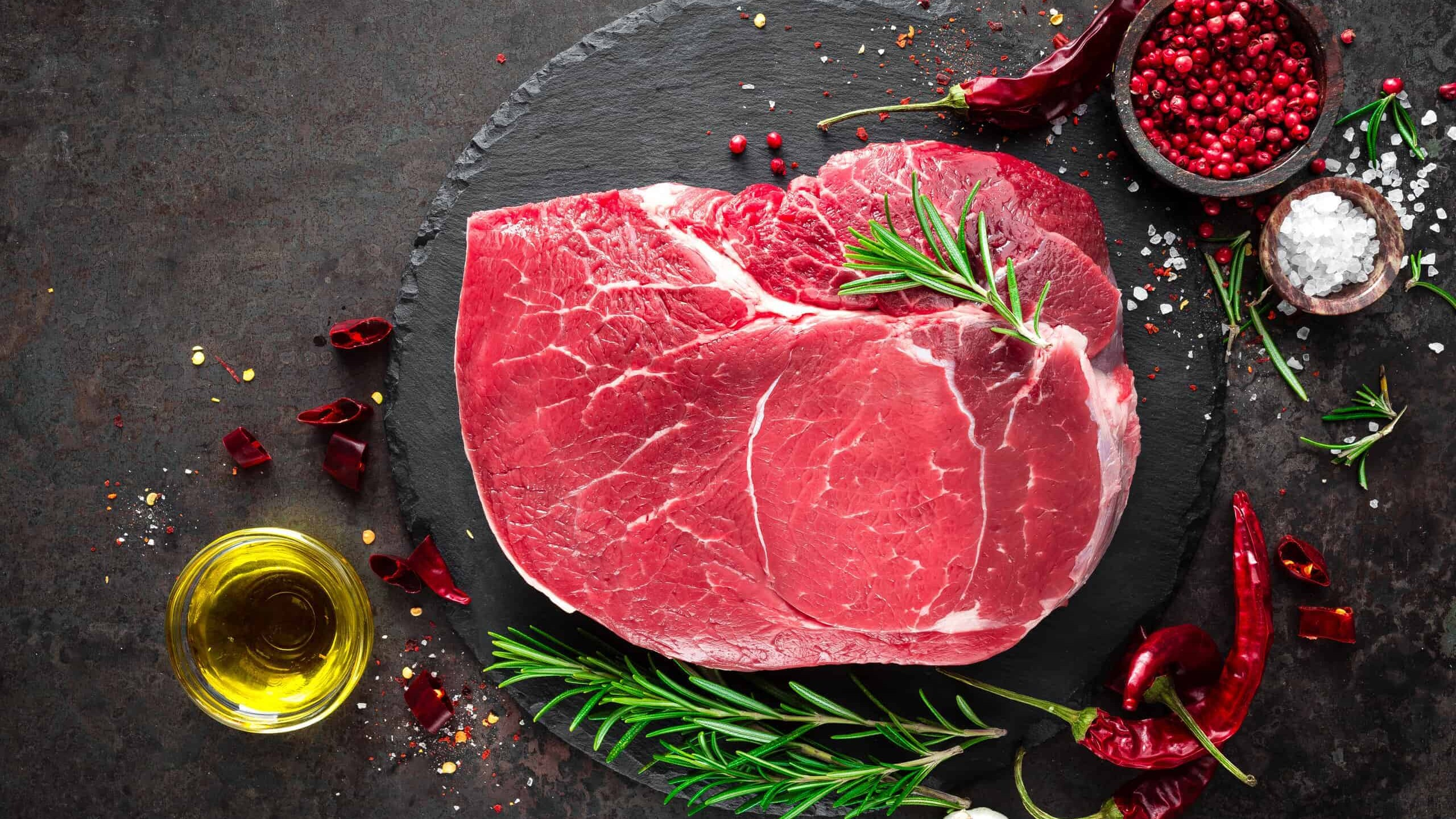 Beef Topside Steak